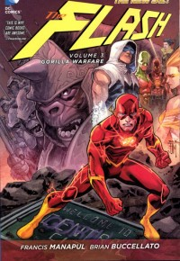 Flash (New 52) Vol 3 Gorilla Warfare TP