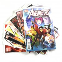 Avengers: The Children's Crusade #1-9 FULL SET