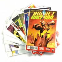 Rocket Raccoon #1-11 FULL SET