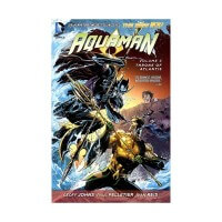 Aquaman.Vol 3. Throne Of Atlantis TP