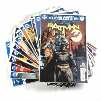 Batman Rebirth #1-10, 12-14, One-Shot and Annual