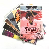 Pretty Deadly #1-5,7