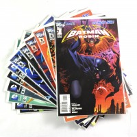 Batman and Robin Vol 2 Set 1-12 (2011)