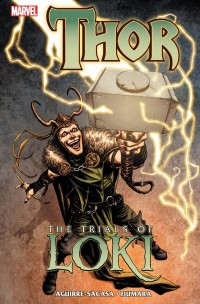 Thor Trials Of Loki HC