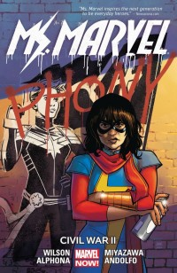 Ms Marvel Vol 6 Civil War II TP