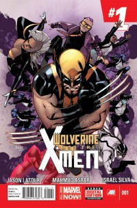 Wolverine and the X-Men Vol 2 #1