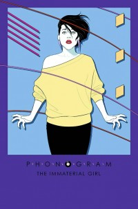 Phonogram The Immaterial Girl #1