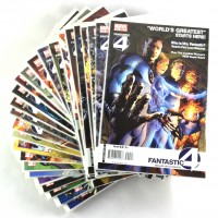 Fantastic Four Set #554-588
