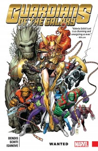 Guardians Of The Galaxy New Guard Vol 2 Wanted TP