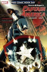 MARVEL Captain America (2016 FREE COMIC BOOK DAY COMIC)