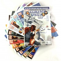 Fantastic Four Full Set #600-611 (2011)