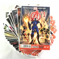 Avengers Vol 5 FULL SET #1-44 (2013)